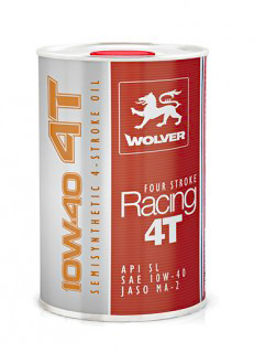 Wolver - Four Stroke Racing 4T 10W-40